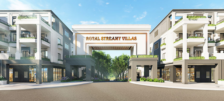 ROYAL STREAMY VILLAS